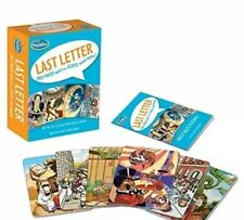last letter card game - New