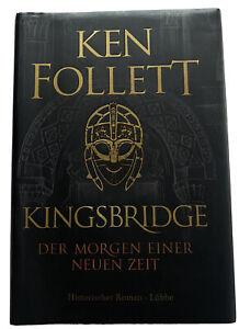 Ken Follett-Kingsbridge- ( Gebunden)