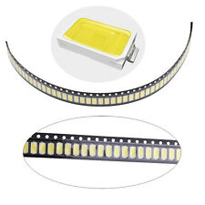 100pcs 0.5W SMD 5730 LED Lamp Chip High Power White Bead DC3-3.2V