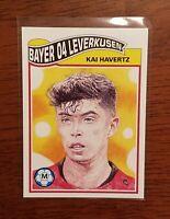 2020 Kai Havertz Rookie Card Topps UEFA Champions League Living Set #184 RC