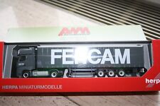 1//87 Herpa MB Actros VALIGIA-camion Thommen Furler AG ch 936484
