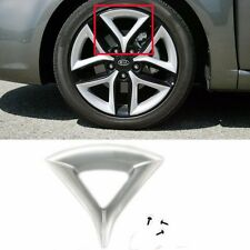 Wheel Hub Cap Accent Cover 1P with Screw for OEM Parts KIA 2009-13 Forte / Koup