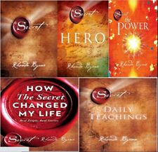 Rhonda Byrne 5 Book Set The Secret / Power / Magic / Daily Teachings (P.D.F)