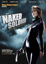 NAKED SOLDIER---- Hong Kong Kung Fu Martial Arts action movie
