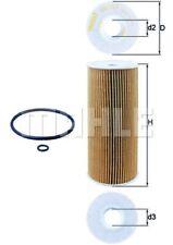 MAHLE Ölfilter OX 143D Filtereinsatz für AUDI GOLF A4 PASSAT C5 3B2 B5 A6 SEAT 4