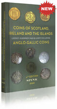 SPINK - COINS OF SCOTLAND, IRELAND AND THE ISLANDS  2020 **NEW - NOW IN STOCK**