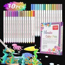 Acrylstifte Marker Stifte, 30 Farben Wasserfeste Stifte Marker Set Permanent