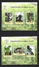 Laos 2011 forêts bloc neuf ** 1er choix