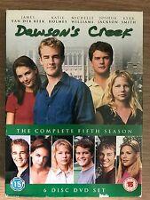 Katie Holmes Michelle Williams DAWSON's CREEK: Season 5 Teen Drama Series UK DVD