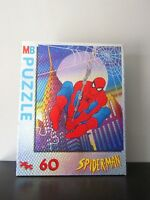 Vintage 1994 Marvel Animated Spiderman TV Show Puzzle 60 pieces