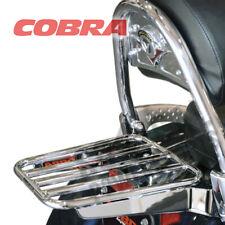 Cobra Rear Luggage Rack Chrome Kawasaki VN900D Vulcan 900 Classic LT (2006-2018)