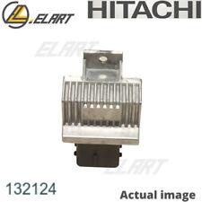 Relay,glow plug system for RENAULT,MERCEDES-BENZ,DACIA,OPEL HITACHI 132124