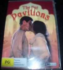 The Far Pavilions (Omar Sharif Sir John Gielgud) (Australia Region 4) DVD – New