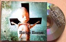 MARILYN MANSON / DISPOSABLE TEENS - CD maxi single (Germany 2000)