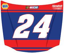 NASCAR #24 Chase Elliott Hood Shaped Magnet-NASCAR Magnet-NEW for 2016!