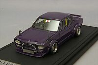 ignition model 1/43 LB-WORKS Nissan Skyline Hakosuka 2 Dr Purple IG0712