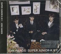 SUPER JUNIOR-K.R.Y.-JOIN HANDS-JAPAN CD B63