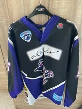 New listing MANCHESTER PHOENIX ICE HOCKEY JERSEY CLOUTHIER MENS SMALL
