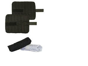 HKM Breathable Padded Bandage Pads/Liner - Set of 2 FREE DELIVERY