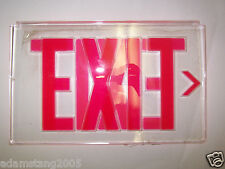 New Lithonia Lighting ELP EM081 EXIT SIGN Replacement Face & elp lighting | eBay azcodes.com