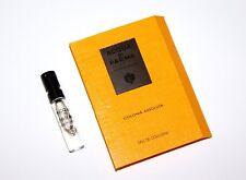 Acqua Di Parma COLONIA ASSOLUTA Perfume Spray Vial EDC 0.05 oz/1.5ml NEW Carded