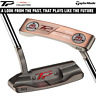"""TAYLORMADE TP PATINA SOTO PUTTER 34"""" +SUPERSTROKE GRIP & HEADCOVER !!!!!!!"""