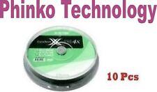 NEW !! 10pcs RITEK DVD-RW  4x 4.7GB 120min Rewritable