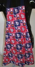 New Jersey Nets Apron BBQ Grill NBA Basketball Reversible Tail Gate One Size