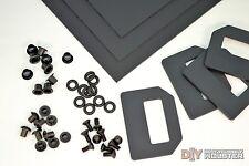 "Kydex Holster DIY Kit w/ OWB Pancake Wings (1.5"" Belts)"