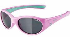 Alpina Mädchen Sportbrille Flexxy Girl pink - mint