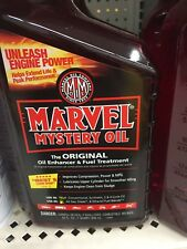 Marvel Mystery Lubricating Oil Fuel Economy 32 oz. Oil Treatment