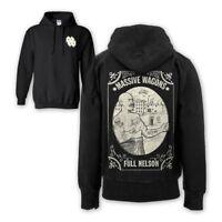 Massive Wagons 'Full Nelson' Pullover Hoodie - NEW hoody hooded sweatshirt