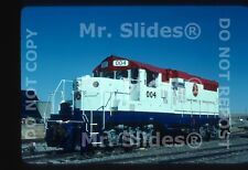 Original Slide U.S. DOT Department of Transportation Fresh Paint GP9m 004 In1981