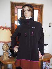 arcteryx Damen Softshell Womens Large 12-14 Jacket Coat Nylon Polyester