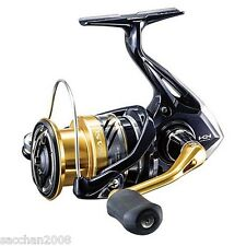 SHIMANO 16 NASCI 2500 Spinning Reel X-SHIP from Japan New