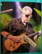 Richard Williams Signed Kansas Band Autograph COA