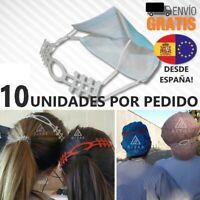 ⚕️SALVAOREJAS 👂- 10 UNIDADES!  - Tensión Sujeta Orejas Mascarilla Mask 3D
