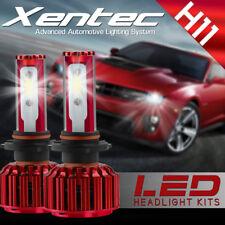 XENTEC LED HID Headlight Conversion kit H11 6000K for 2007-2010 Honda Element