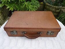 Leather Briefcase/Attaché 1930s Vintage Bags & Cases