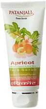 Patanjali Apricot with Wheat germ & Aloe Vera Face Scrub 60 gm (Pack of 2)