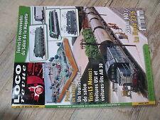 $$g Loco-Revue N°707 ligne 51-6  voitures USI et AB 30  Train Safe  BB 8500
