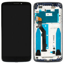 For Motorola Moto G6 Play XT1922 LCD Touch Digitizer Screen Replacement + Frame