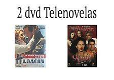 Offerta 2 DVD Telenovelas Huracan( Box4 dvd)  e Rubi ( Box4 dvd) Soap D'Amore