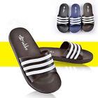 Summer Men's Sports Slide Beach Shower Shoes Sandals Flip Flops Home Slippers