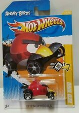2012 Hot Wheels New Models Red Bird Angry Birds 47