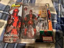 Deadpool Amazing Yamaguchi Revoltech Figure X-Men marvel Authentic USA seller