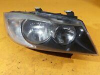 BMW 3 E90 E91 Headlight Lamp 6942724 Right Driver O/S 2007