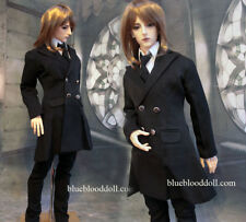 1/3 BJD 70cm Soom ID72 Hero Male Doll Clothes Long Suit Outfit dollfie 105HE