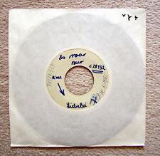Single / DIE BAMBIS / MUSTERPRESSUNG / TOP RARITÄT / AUSTRIA / 1965 /