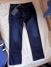 Indigo, Dark wash G-Star Loose Rise 34L Jeans for Men